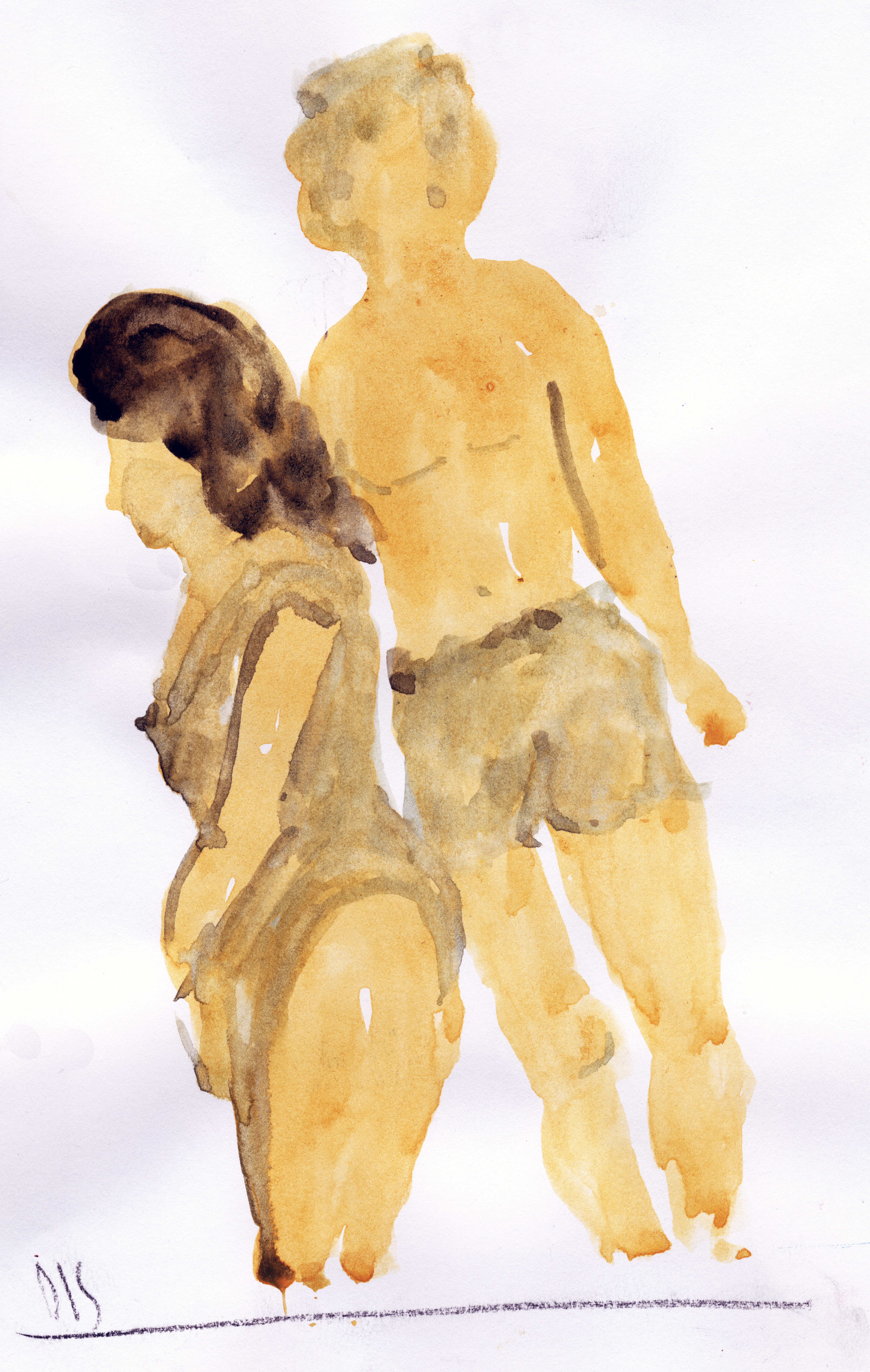 228 Figure - Coppia (Couple)