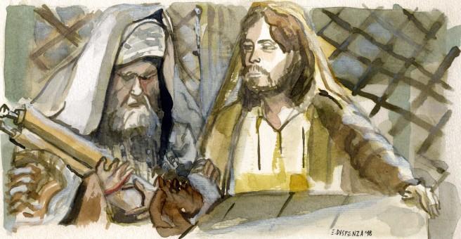 306 Gesù di Nazareth ai Dottori della Legge 2018